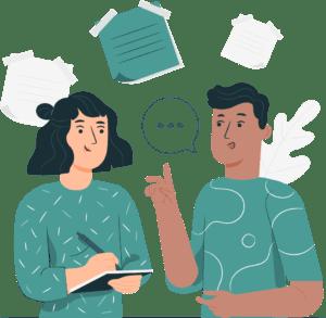 Με προσωπική συνάντηση ή τηλεφωνική επικοινωνία διάρκειας 40-50 λεπτών, μαθαίνουμε ό,τι απαιτείται από τον Κανονισμό για την επιχείρησή σας